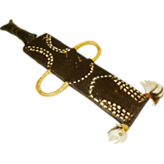 Cameroon Ceremonial Knife