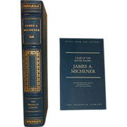South Pacific, Tales of James Michener Franklin Library Leather Bound