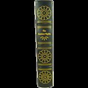 SALE The Arabian Nights Entertainments - Translated by Sir Richard Burton Leather Bound