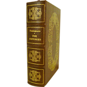 SALE Shakespeare The Histories Leather Bound Easton Press