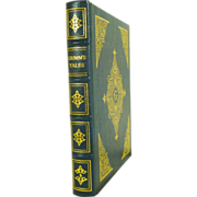 "SALE Grimm's Tales, Collectors Edition, Leather Bound Grimm""s Fairy Tales"