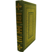 Charles Dickens A Tale of Two Cities Leather Bound
