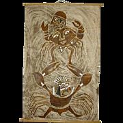Tapa Pacific Island Art