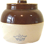 Bean Pot Pottery by Ransbottom Robinson,