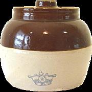 Vintage Bean Pot Pottery by Ransbottom Robinson,