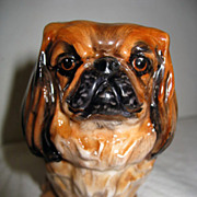 Royal Doulton Pekingese Porcelain Figurine