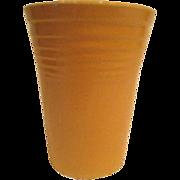 Vintage Fiesta Yellow Water Tumbler Fiestaware