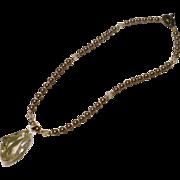 Swarovski Advant Garde Crystal Pendant and Necklace