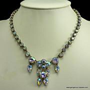 Schoffel Rhinestone Necklace