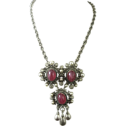 Huge Schreiner Necklace