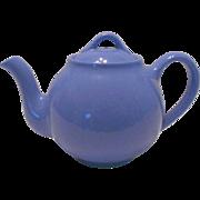 Roly Poly Sky Blue Lipton Ceramic Teapot