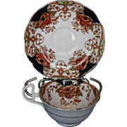 Bone China Cup and Saucer, Bell China of England