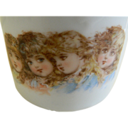Simply Charming German Cup, 1890's - Early 1900's
