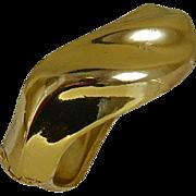 Elegant Gold Tone Bracelet