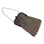 Colored Mesh Purse 1920 -1930