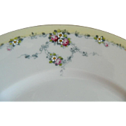 Tirschenreuth Bavaria , Studio 4179 Hand Painted, Set of 63 Dishes,  Discontinued late 1930's