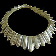 205 Grams 970 Silver Modernistic Monteros, Mexico, 1970 - 1980's