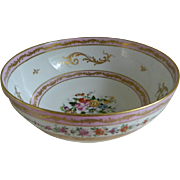 Limoges France Large Bowl, 20th Century