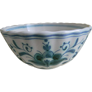 Royal Delft De Porceleyne Fles Delvert Bowl, 1968