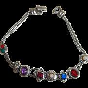 Charming Slider Bracelet 1930's