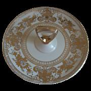 Gorgeous Handpainted Noritake Center Handle Serving Plate 1926