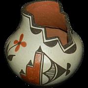 Zia Pottery by Elizabeth Medina