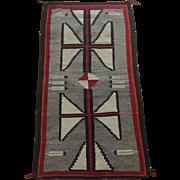 Hand Made, Wool, Native American Indian Rug