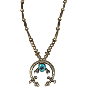 1940's  Pawn Necklace