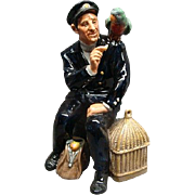 Royal Doulton Shore Leave Figurine HN 2254 Retired Mint