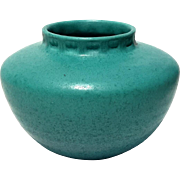 Vintage Roseville Pottery Imperial II Vase, Circa 1930