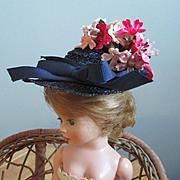 1950's Cissette Madame Alexander Bonnet