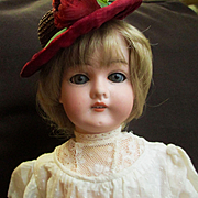 "Lovely Queen Louise 17"" Doll Original Dress"