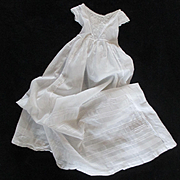 Ayrshire Lace Antique Christening Gown