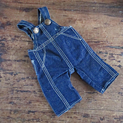 SALE PENDING 1930's Lee Denim Overalls Probably For Buddy Lee