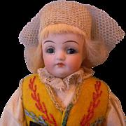 Adorable Little German Doll