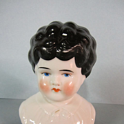 Antique German China Low Brow Ethel Doll