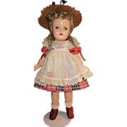 "Madame Alexander 16"" McGuffey Anna Doll"