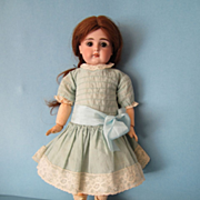 """SOLD Early 14"""" Kestner #7 Doll"""