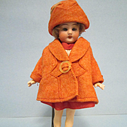 Antique German Simon Halbig Doll