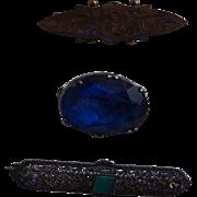 SALE Victorian Pins Three Styles