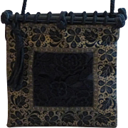 Handbag Purse Fabric Design by Jane Goldban MINT