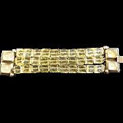 Karl Lagerfeld Designer Bracelet 1970s