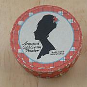 Vintage Armand Miniature Cold Cream Powder Box – Unused