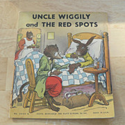 SOLD Uncle Wiggily and The Red Spots – Children's Illustrated Book 1939