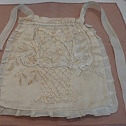 Early Handmade Wedding Bridal Bag