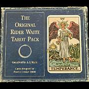 SALE Original Rider Waite Tarot Pack ~ Fortune Telling Cards