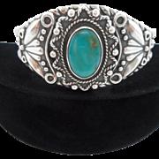 SALE Vintage Art Deco Heavy STERLING Silver Designer Quality Southwestern/Native American ...