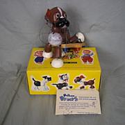 Boxed Pelham Puppets - 'Bengo' Dog A7