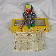 Pelham Puppets:- SS6 'Clown'