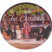 Thunderbirds Are Go For Christmas: 1986 UK Limited Edition Picture LP (8 Tracks)